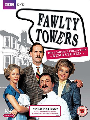 Fawlty Towers Complete Collection Remastered Collection [Import anglais] de Bbc