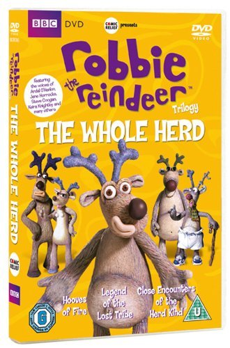 Robbie The Reindeer Trilogy - The Whole Herd [Import anglais] de Bbc