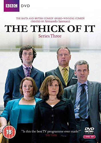 The Thick of It - Series 3 [Import anglais] de Bbc