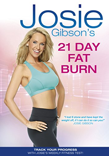 Josie Gibson's 21 Day Fat Burn [Import italien] de 2 Entertain