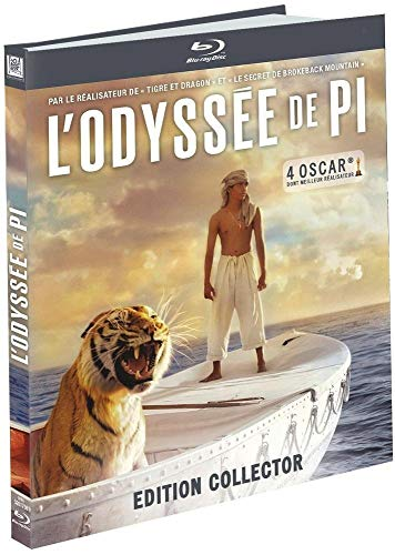 L'Odyssée de Pi [Édition Digibook Collector + Livret] de 20th Century Fox