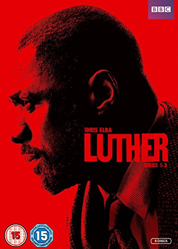 Luther - Series 1-3 Boxset [Import anglais]