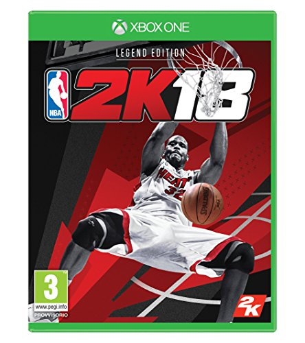 NBA 2K18 - Legend Special Limited - Xbox One de 2K Games