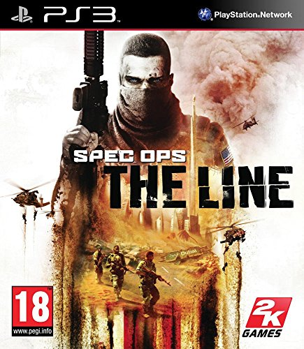 Spec Ops : the line de 2K GAMES