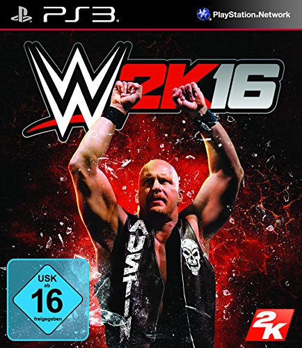WWE 2K16   [import allemand] de 2K Games