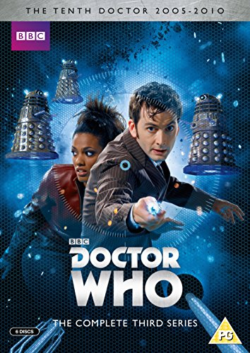 Doctor Who - Complete Series 3 Box Set (repack) [Import anglais] de Bbc