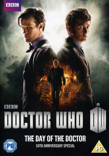 Doctor Who: The Day of the Doctor - 50th Anniversary Special [DVD] [Import anglais]