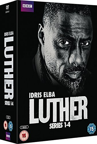 Luther - Complete Series 1-4 [Import anglais]