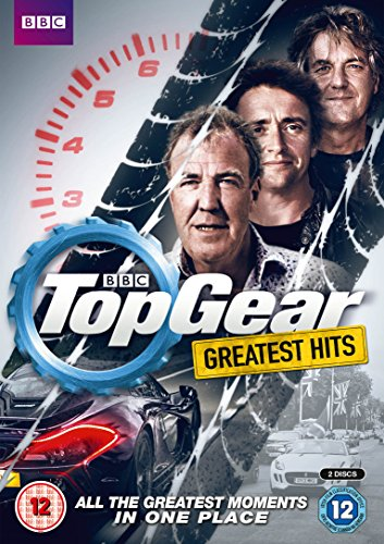 Top Gear - Greatest Hits [Import anglais] de Bbc