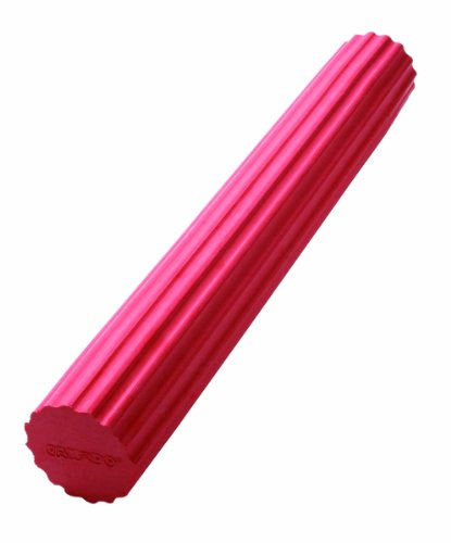 3B Scientific Barre d'Exercice Flexible Cando & Reg Rouge/Souple de 3B Scientific
