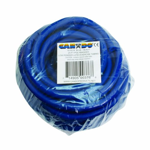Cando W54622 Tube Elastique 7,6 m, Fort, Bleu de 3B Scientific