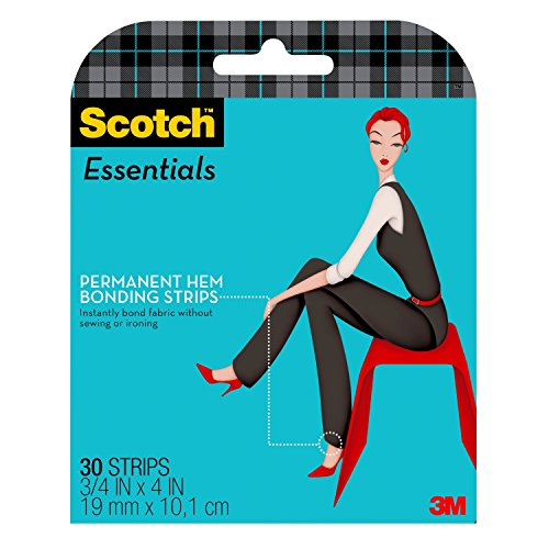 3 M Ruban adhésif Scotch Essentials Collage permanent ourlet Bandes de 3M