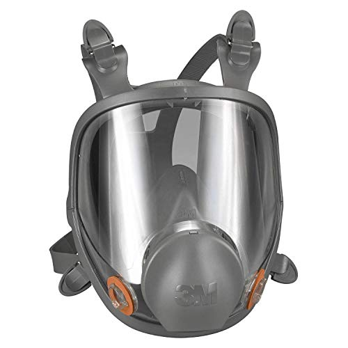 Masque complet confort réutilisable 3M 6800, Medium de 3M