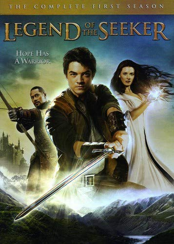 Legend of the Seeker: Complete First Season [Import USA Zone 1] de ABC Studios