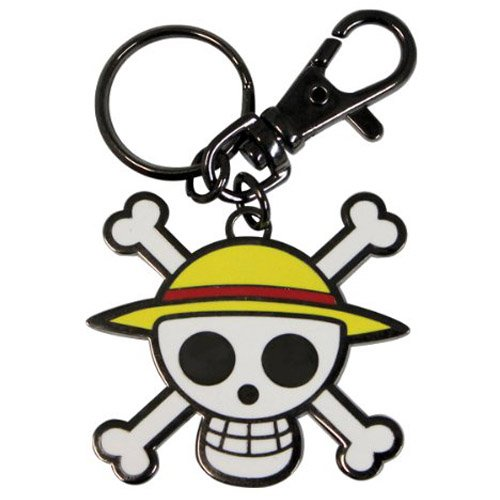 "ABYstyle - ONE PIECE - Porte-clés ""Skull - Luffy"" de ABYstyle"