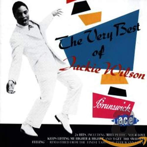 Very Best of Jackie Wilson [Import allemand] de ACE