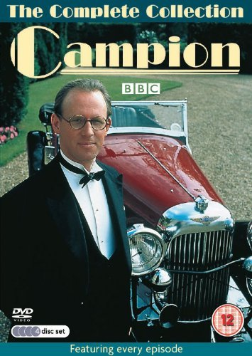Campion - the Complete Collection [Import anglais] de ACORN MEDIA