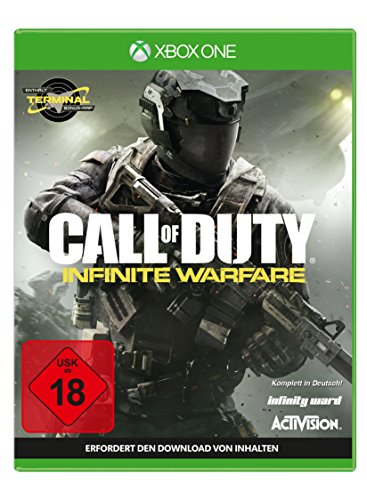 Call of Duty: Infinite Warfare MSH D1 Edition Xbox One [Import allemand] de Diverse