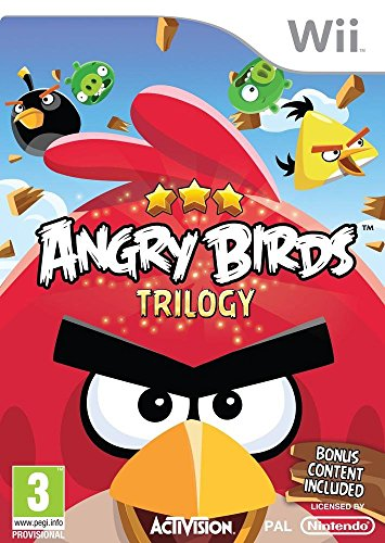 Angry Birds : trilogy de ACTIVISION