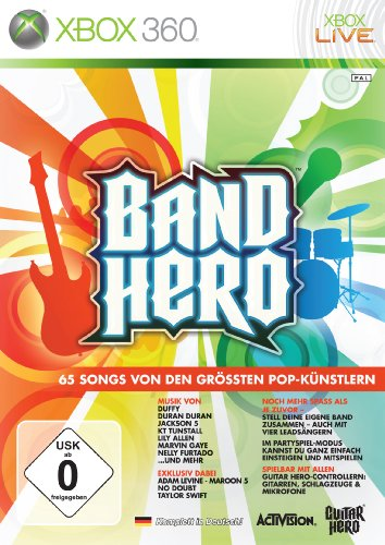 Band Hero [import allemand] de ACTIVISION