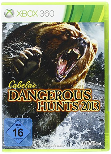 Cabela's dangerous hunts 2013 [import allemand] de ACTIVISION