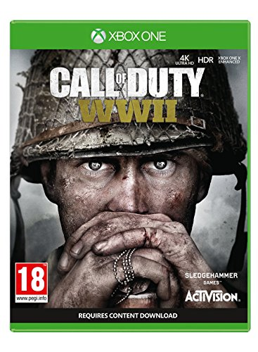 Call of Duty: WWII (Xbox One) [UK IMPORT] de ACTIVISION