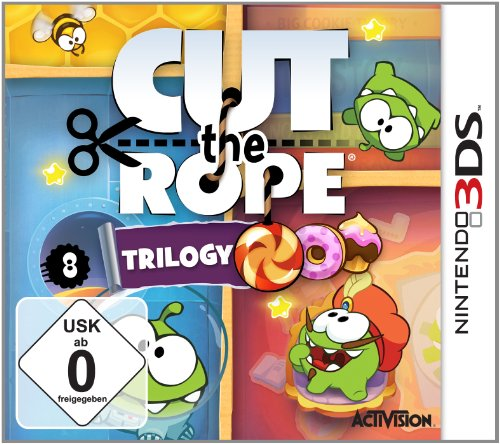 Cut the rope Trilogy [import allemand] de ACTIVISION