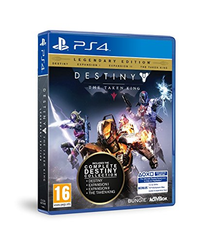 Destiny : The Taken King - Legendary Edition  [import anglais] de ACTIVISION