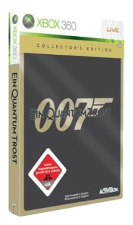 James Bond - Ein Quantum Trost - édition collector [import allemand] de ACTIVISION