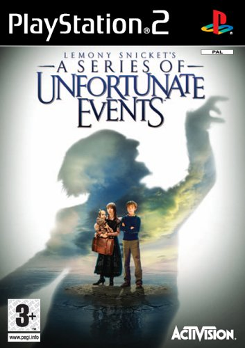 Lemony Snicket's A Series Of Unfortunate Events (PS2) [import anglais] de ACTIVISION