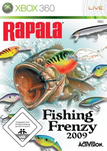 Rapala Fishing Frenzy 2009 [import allemand] de ACTIVISION
