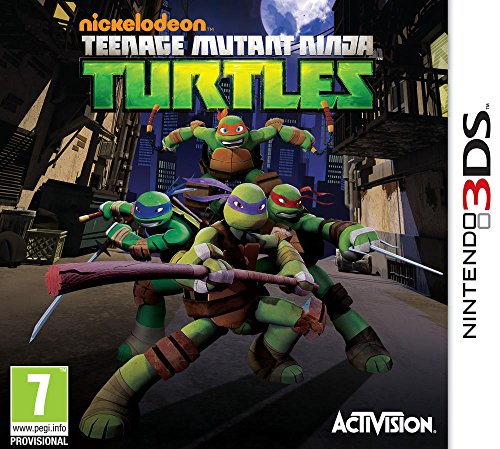 Teenage Mutant Ninja Turtles de ACTIVISION