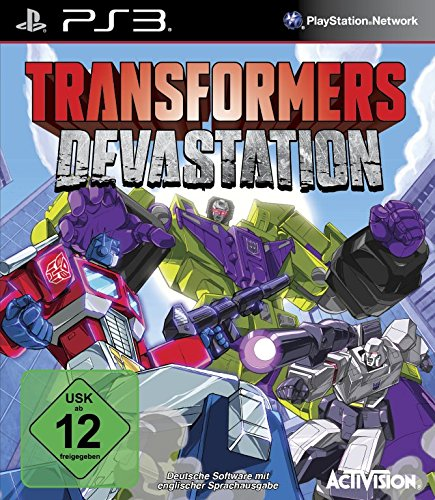 Transformers Devastation [import allemand] de ACTIVISION