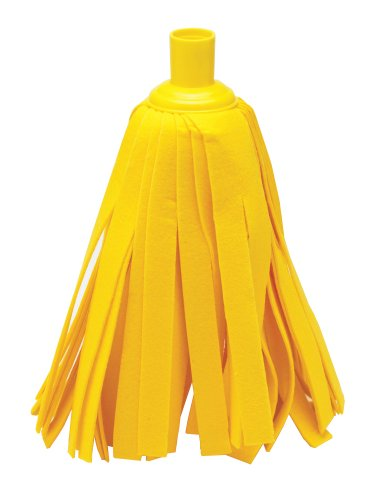 ADDIS Commercial Chiffon Serpillère Recharges - Parent, Jaune, 1 de ADDIS Commercial