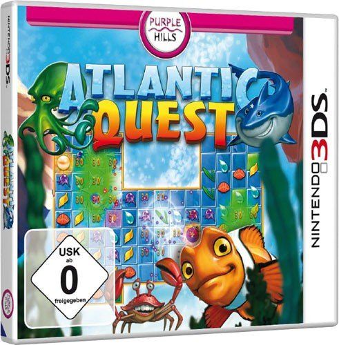 Atlantic Quest [Import allemand] de ADS