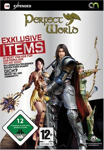 Perfect World [SevenGames Extended] [import allemand] de ADS