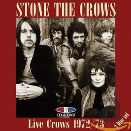 Live Crows 1972-73 [Import anglais] de ANGEL AIR