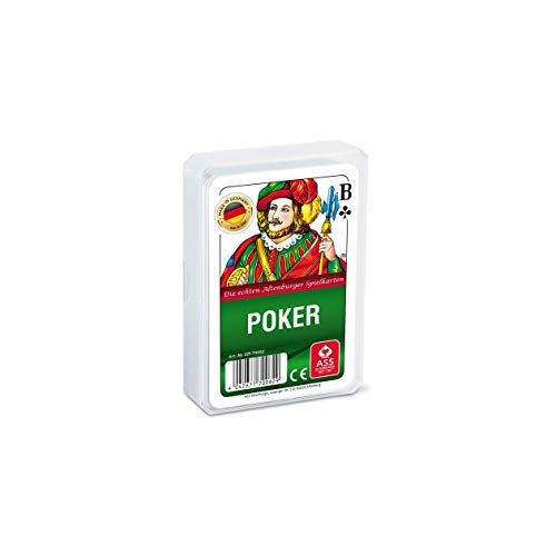 SA Philos 6688 Jeu de Cartes de Poker, French Picture Coque en Plastique de SA