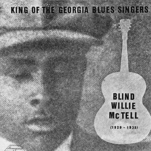King of the Georgia Blues Sing [Import allemand] de AUTOGRAM-RECORDS
