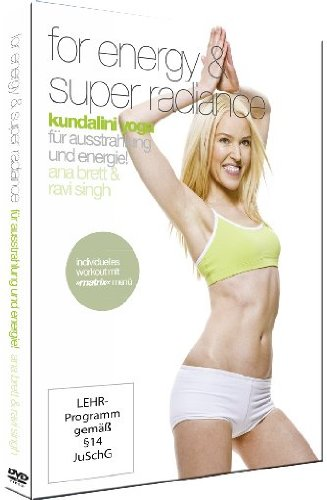 Kundalini Yoga for Energy & Super Radiance! [Import allemand] de AV Visionen GmbH