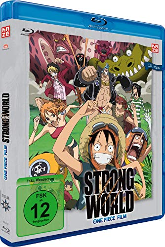 One Piece - Blu-ray - Movie10 (Strong World) [Import allemand] de AV Visionen GmbH