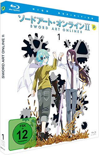 Sword Art Online - 2.Staffel - Vol. 1 [Blu-ray] [Import allemand] de AV Visionen GmbH