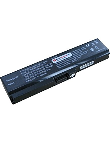 """Batterie pour TOSHIBA SATELLITE C660-2RP, 10.8V, 4400mAh, Li-ion"" de AboutBatteries"