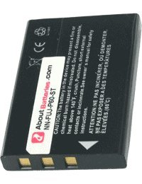 """Batterie type TOSHIBA 084-07042L-004A, 3.7V, 1150mAh, Li-ion"" de AboutBatteries"