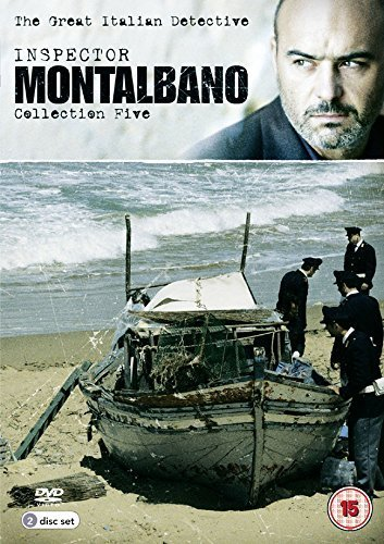 Inspector Montalbano: Collection Five [Import anglais] de Acorn Media