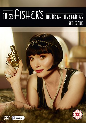 Miss Fisher's Murder Mysteries - Series One [DVD] [Import anglais] de Acorn Media
