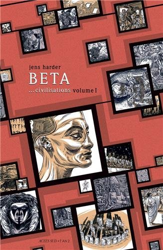 Beta... civilisations : Volume 1 de Actes Sud Editions