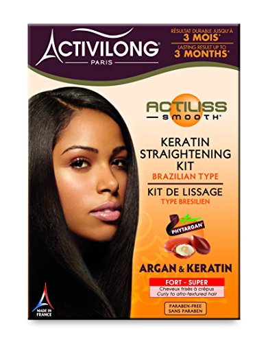 Activilong Kit de Lissage Type Brésilien Fort-Super de Activilong