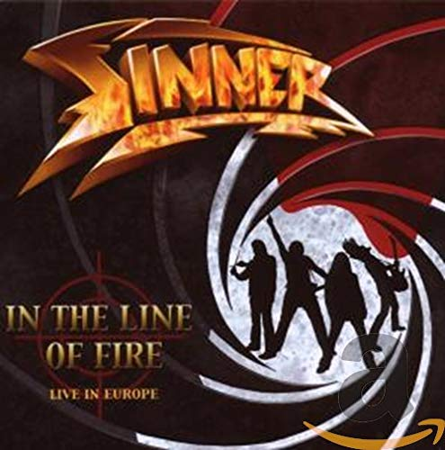 In the Line of Fire de Afm