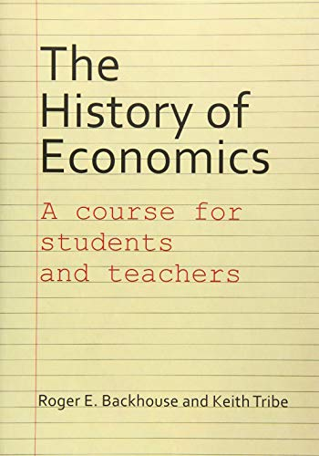 The History of Economics: A Course for Students and Teachers de Agenda Publishing